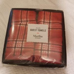 Martha Stewart Hand Towels
